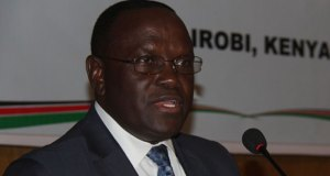 Dr Cleopa Mailu  Kenya in landmark unveiling of child-friendly TB drugs CLEOPA MAILU CS