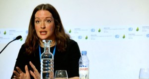 Liz Gallagher  Reactions, as climate treaty is set to become law Liz Gallhager 740x457