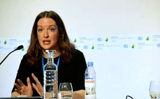 Liz Gallagher, Senior Associate, E3G. She says the Paris Agreement is on track to break records as the international treaty fastest to become law  Reactions, as climate treaty is set to become law Liz Gallhager 740x457