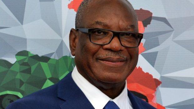 President Ibrahim Boubacar Keita of Mali  Mali is 61st nation to ratify Paris Agreement Malian president