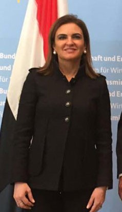 Yasmine Fouad, Egypt's Assistant Minister of Environment. She says the Paris Agreement is key to the development of Africa