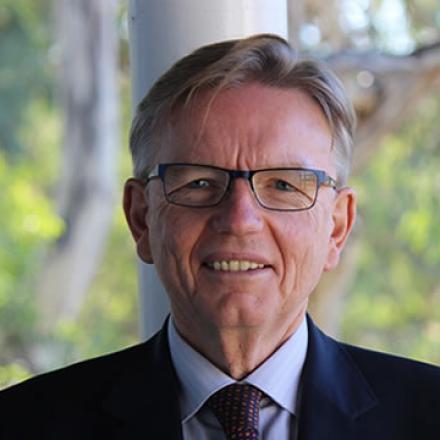 Howard Bamsey, Executive Director of the Green Climate Fund (GCF)