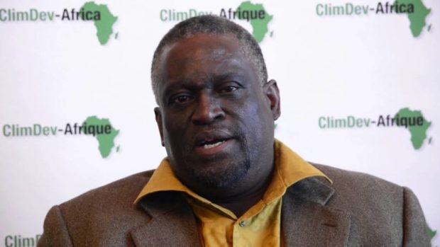 James Murombedzi, Officer-in-Charge, Africa Climate Policy Centre (ACPC)