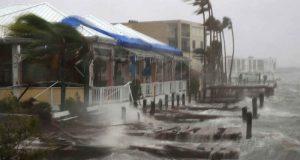 Hurricane Matthew  WWD17: Strengthening collaboration to reduce disaster risk hurricane matthew waves e1476394354385