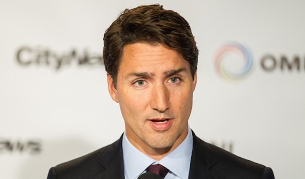 Justin Trudeau, prime minister of Canada. Photo credit: AFP / Geoff Robins / Getty Images