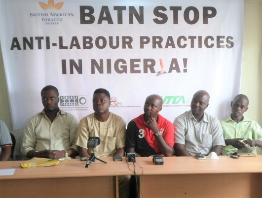 batn-1  Ex-workers sue British American Tobacco for incapacitation, unlawful disengagement BATN 1