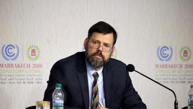 United States Special Envoy for Climate Change, Dr. Jonathan Pershing  U.S. has robust climate agenda, but can do more – Pershing Pershing