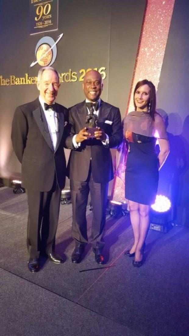 Access Bank  Access Bank bags 'Bank of the Year' award Access Bank 1