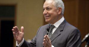 Ambassador Aziz Mekouar