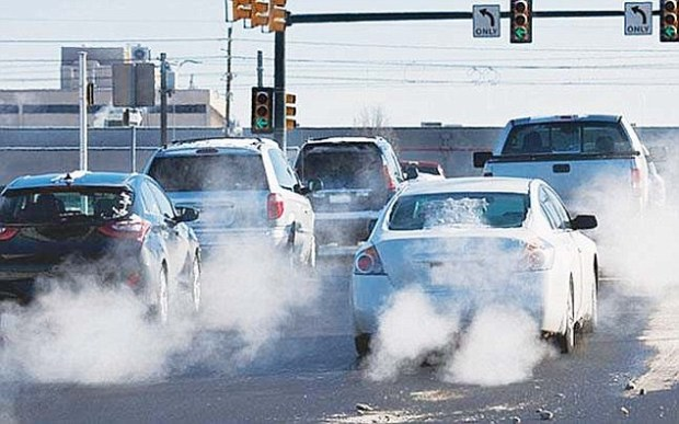 Air pollution from diesel-powered cars  Paris, Mexico City, Madrid, Athens to ban diesel vehicles Diesel