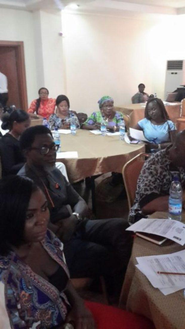 BUR-participants  Images: Assessing progress on Biennial Update Report BUR4