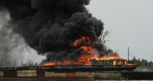 Pollution  As soot blankets Port Harcourt Pollution e1486649994403