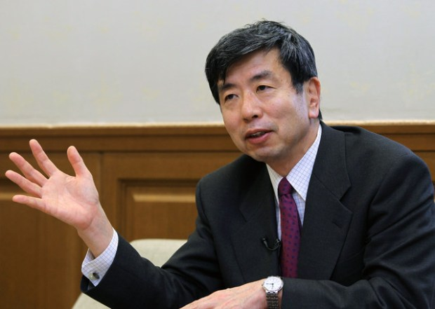 Takehiko-Nakao  Paris Agreement: ADB plans 2030 climate strategic framework Takehiko Nakao