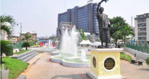 Tinubu-Square  New face of Tinubu Square: A boost to tourism in Lagos mega city TinSq1 1 e1486310449989