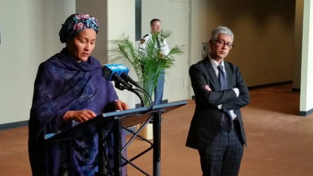Amina-Mohammed  South-South Cooperation crucial for global goals, climate action, says report UN3 e1488301102545