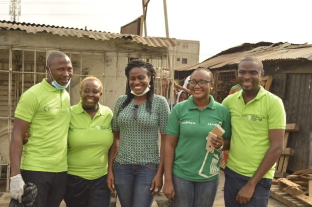 Clean-up  Optimism as Clean-up Nigeria scrubs Isolo Clean up e1488918667703