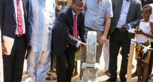 Guinness-boreholes  World Water Day: Guinness commissions boreholes in Cross River Guinness Bebi