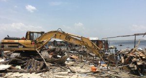 Otodo-Gbame  Residents, group condemn Otodo Gbame community's demolition Otodo Gbame