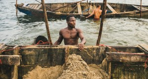 sand-mining  Group decries Lagos sand mining, dredging Sand Miners 1