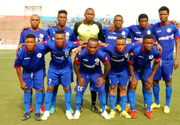 Rivers-United  Confed Cup: Rivers United advance to next stage rivers united