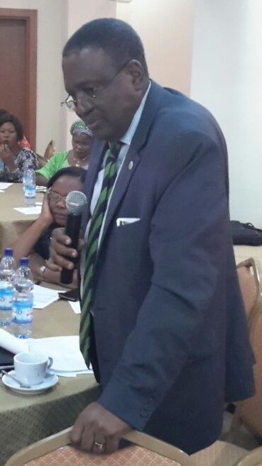 Prof. Babajide Alo  BRS Conventions: Nigeria clamours road map to actualise science-policy interface Prof Babajide Alo