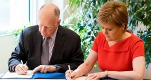 Scotland-California  Scotland, California collaborate to tackle climate change Scotland California