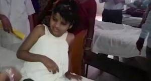 girl-india-monkey  Doubts over story of girl living with monkeys girl india monkey