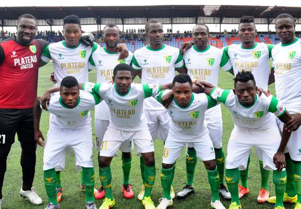 plateau-united  NPFL: Plateau United retains top spot plateau united