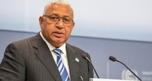 Frank-Bainimarama  Fiji's vision for COP23, by Bainimarama Bainimarama