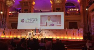 Austrian_World_Summit  A call to be sustainability, climate action heroes Austrian World Summit e1497988516379