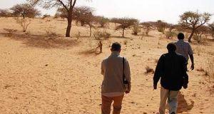 Desertification in Nigeria