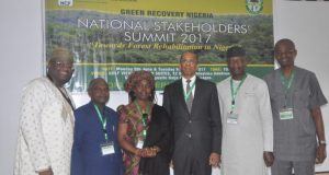 NCF-GRN  NCF launches 'Green Recovery Nigeria' to restore dwindling forest landcape GRN pix e1496773121276