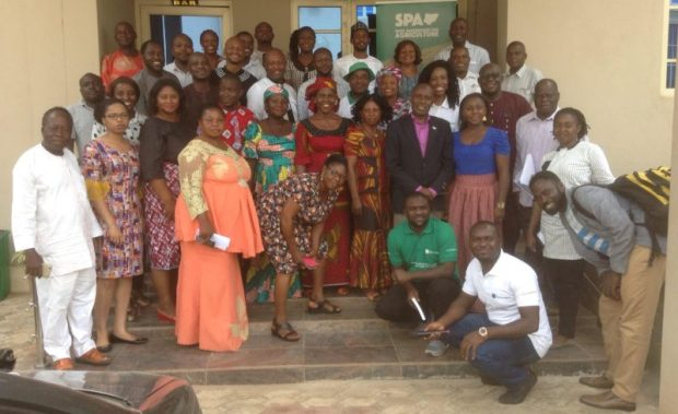 Benue-CDT/AVG meeting