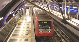 Metro-Santiago  Chile's largest metro network to be powered by solar, wind Metro Santiago2