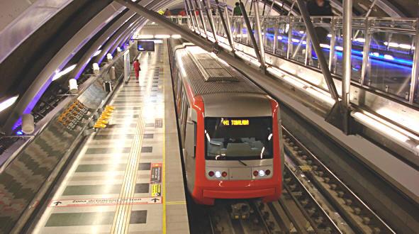 Metro-Santiago