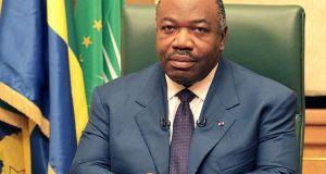 President Ali Bongo Ondimba