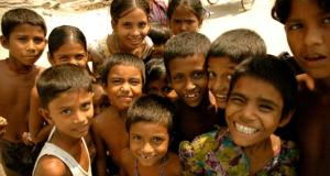Bangladeshi children