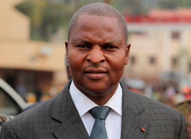 Faustin-Archange Touadéra  Central African Republic ratifies Nagoya Protocol Faustin Archange Touad  ra