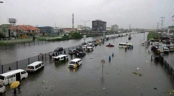 Lekki flood