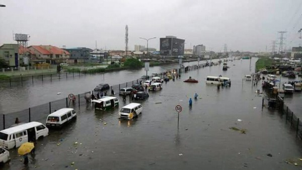 Lekki flood  Lagos coastline projects to blame for flooding, says group Lekki