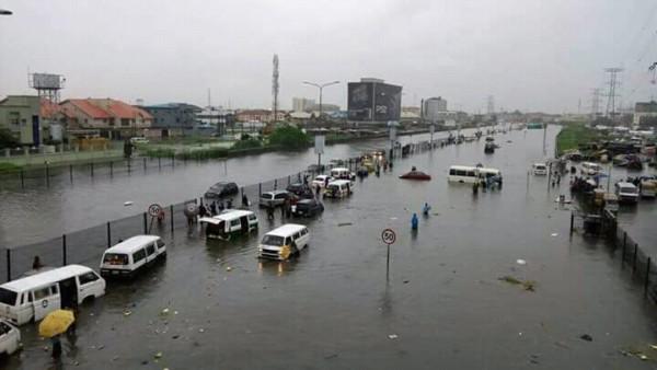 Lekki flood  Lagos flood: Beyond panic control, but high-tech engineering solutions Lekki