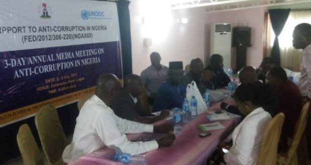 Unodc Leads Fight Against Corruption In Nigeria