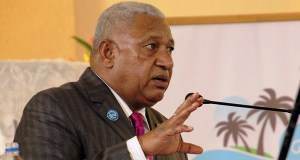 Voreqe Frank Bainimarama  Cyclone Harold lashes Fiji after ripping through Vanuatu Fiji