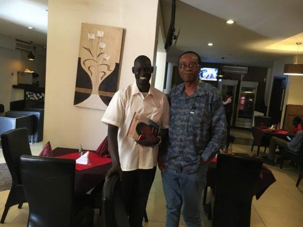 Gabriel & Nnimmo Homef