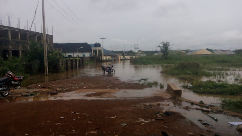 Benue Speaker Urges Residents To Avoid Flood-prone Areas