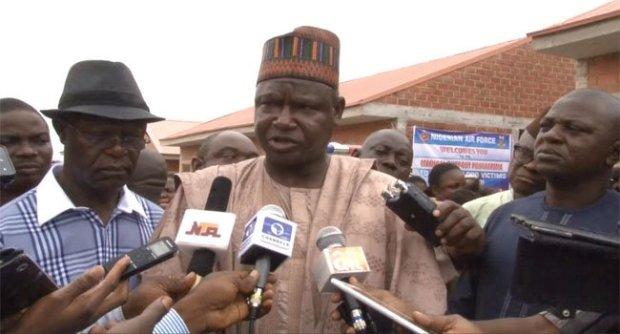 Ibrahim Usman Jibril  Stakeholders asked to bridge gaps identified in implementing EIA Act Benue