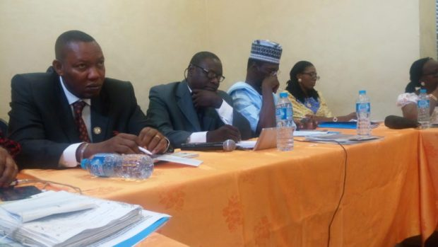 WANEP-Nigeria  Agric remains key sector in poverty reduction – Suarau, Lagos commissioner L R e1508444355513