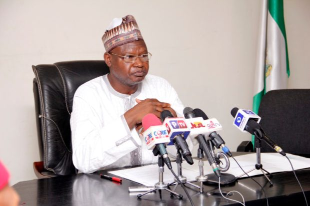 Ibrahim Usman Jibril  Stakeholders told to promote low-carbon growth initiatives to address environmental challenges MG 0543 e1507927360118