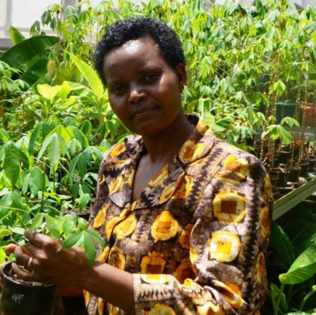 Magrete Karembu  Uganda Parliament passes biosafety bill, farmers rejoice Magrete Karembu e1508084071963