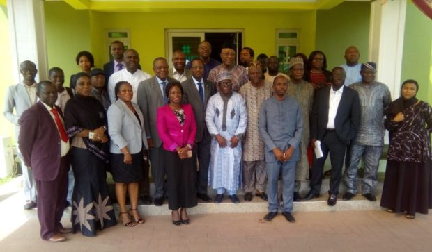 BUR1 Nigeria  Climate change: Nigeria puts finishing touches to initial two-yearly report image e1514048359259